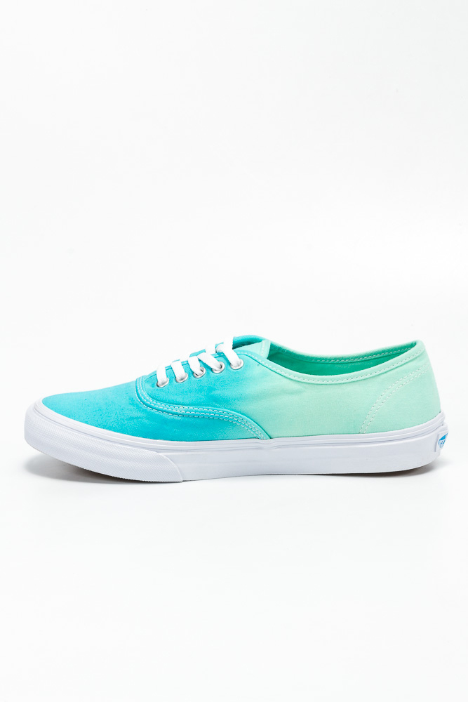 9212ab42b421cc Buty Vans Authentic Slim (Ombre) Cloisonne   Icy Green   Sklep ...