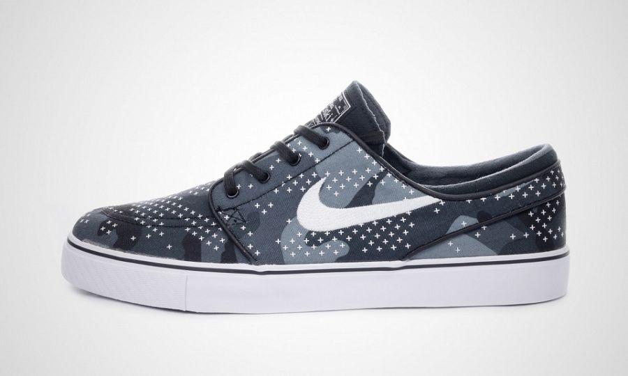 3741045269b9 Buty Nike SB Zoom Stefan Janoski CNVS Premium Wolf Grey   White - Cool Grey