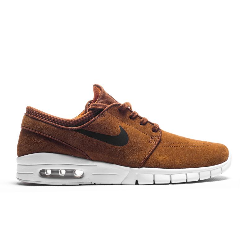 a28e0d859b4c Buty Nike SB Stefan Janoski MAX L Huzelnut   Black - Ivory   Sklep ...