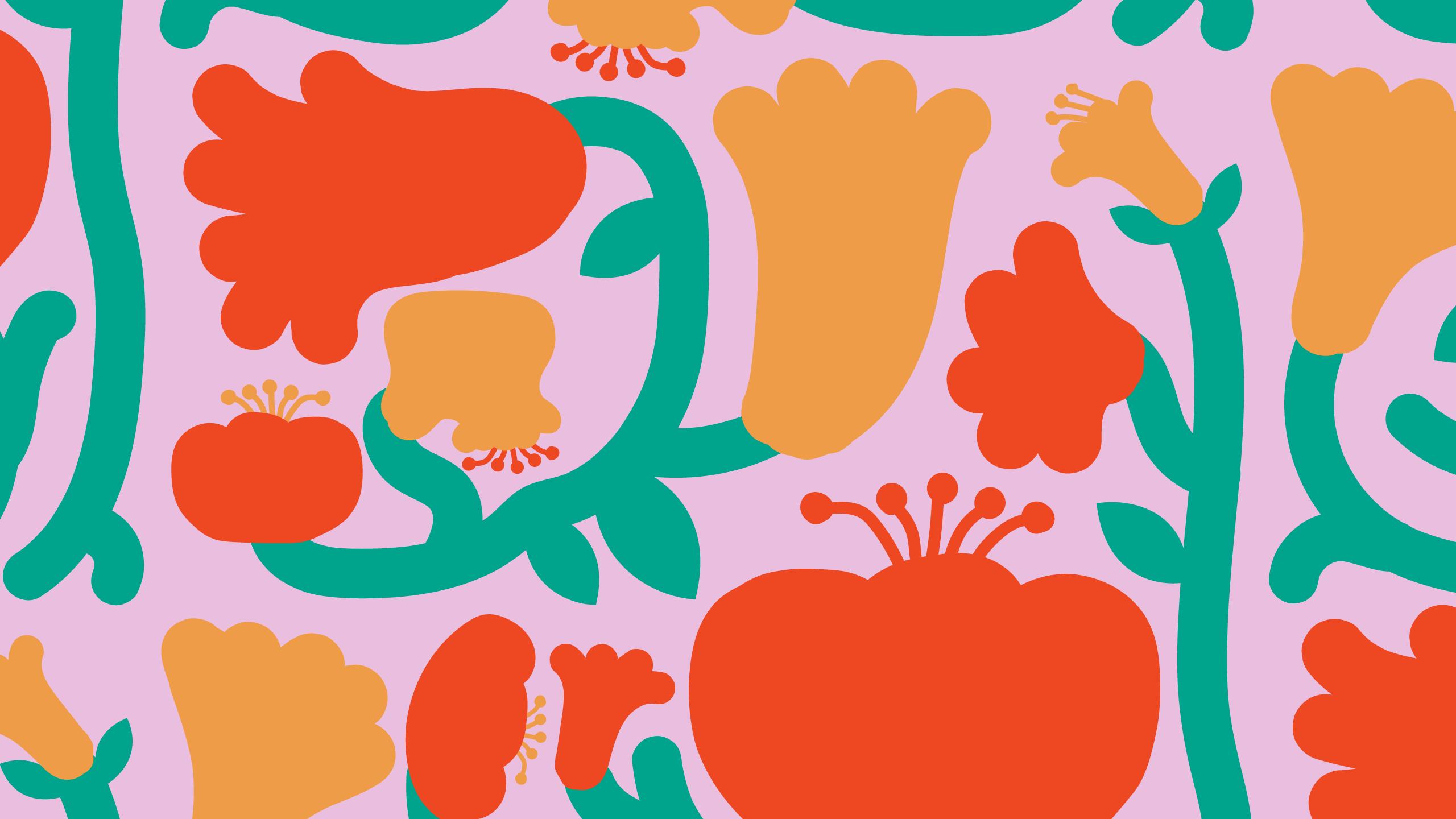 Baggu Wallpaper Summer
