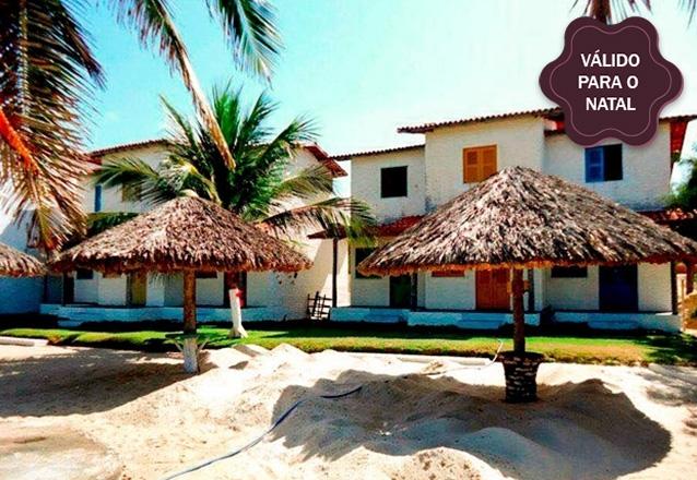 Já tem destino para o Natal? Preço exclusivo nos Chalés Marambaia! 2 diárias no Natal para até 6 pessoas por apenas R$258 em Uruaú