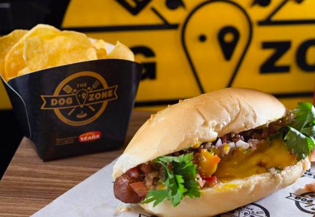 Tradicional Hot Dog de R$16 por apenas 12,80