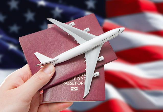 Preocupação zero na hora de tirar o visto! Assessoria para Visto Americano (turismo) com a Calíope Assessoria de R$189,90 por apenas R$129,90