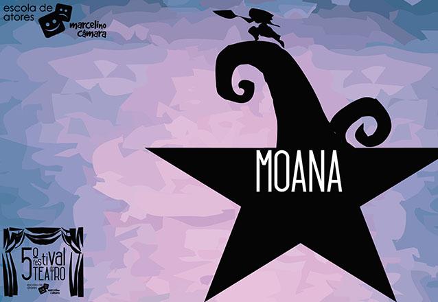 """Ingresso Inteira Plateia Alta para o espetáculo """"Moana"""" no Theatro Via Sul de R$40 por apenas R$18,40"""