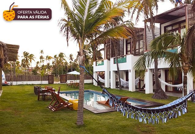 Agosto - Novembro: 2 diárias (domingo à quarta) em Suíte Térreo para 2 adultos + café da manhã de R$720 por R$499