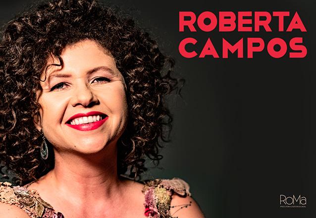 Roberta Campos em Fortaleza! Ingresso Inteira Plateia Alta para o espetáculo no Theatro Via Sul de R$80 por apenas R$38,40