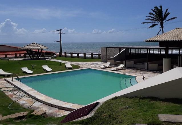 2 diárias para 2 pessoas em apartamento mobiliado no Sunset Taiba Residence, de R$340,00 por R$259,90