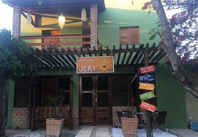 O melhor de Jeri para você! Pacote de 2 diárias para 2 adultos e 1 criança de até 5 anos + café da manhã de R$440 por R$359,90 na Pousada Villa do Sol Jeri
