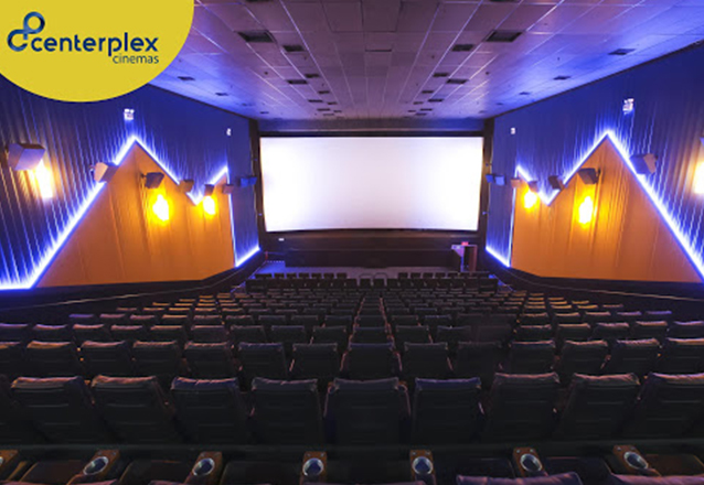 Cinema + Barato! Ingresso Inteira Cinema Sala Tradicional 2D por apenas R$11,20 no Centerplex - Cinema North Shopping Maracanaú, Via Sul e Grand Shopping Messejana