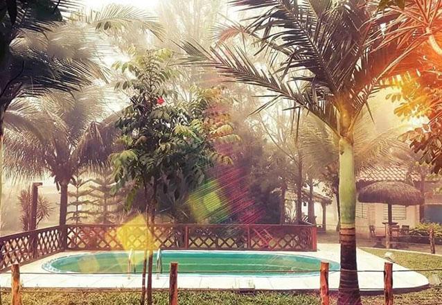 Venha conhecer e descansar na Serra de Viçosa do Ceará ! 2 diárias em suíte (ar condicionado ou ventilador) para 2 adultos + café da manhã de R$240 por R$199