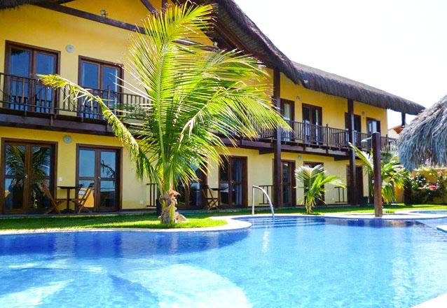 2 diárias em Chalé Duplex para 2 adultos e 1 criança de até 6 anos por R$399