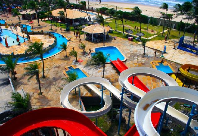 Compre 1 e ganhe outro! Ingresso para 1 Adulto e 1 Criança de até 6 anos por apenas R$36,90 no Ytacaranha Park