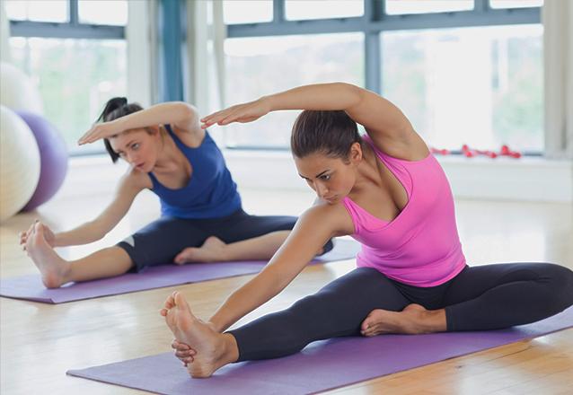 Pilates (1 vez na semana) de R$165 por apenas R$99