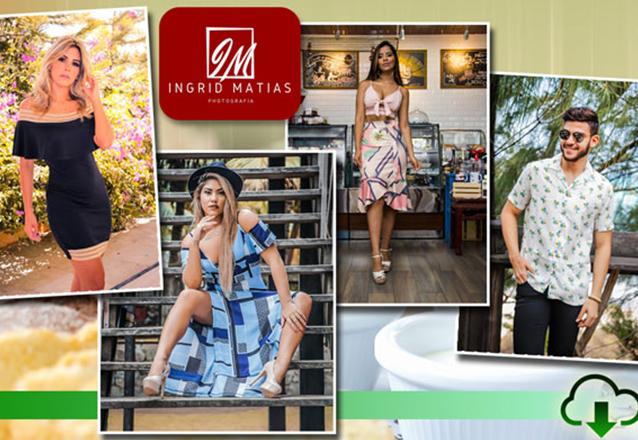 1 hora de Ensaio Fotográfico (cliques ilimitados) em Estúdio de R$180 por apenas R$69,90