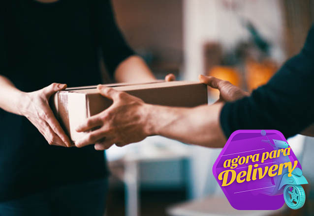 Fique em casa e deixe suas entregas com a Barak entregas rápidas! Entrega de até 5 kg válido para gastronomia de R$20 por apenas R$14,99