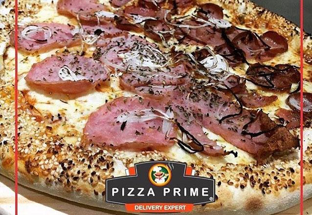 Rodízio de pizza + bebida + profissionais + cardápio personalizado + descartáveis de R$927 por R$695 (Pacote 30 pessoas)