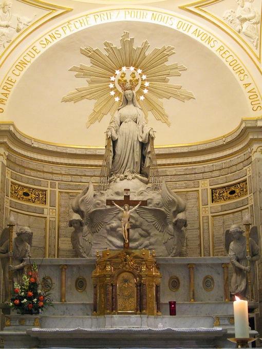 Altar Rue Du Bac