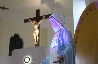 Festa de Nossa Senhora das Graças da Medalha Milagrosa