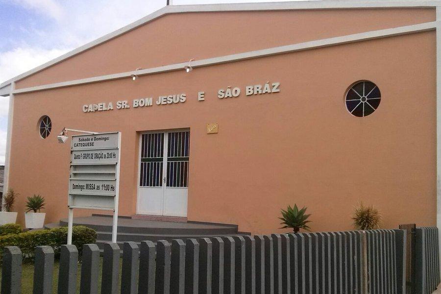 Capela Senhor Bom Jesus e São Braz