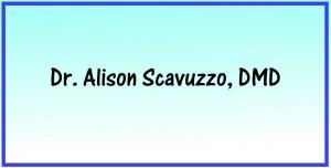 dr alison scavuzzo