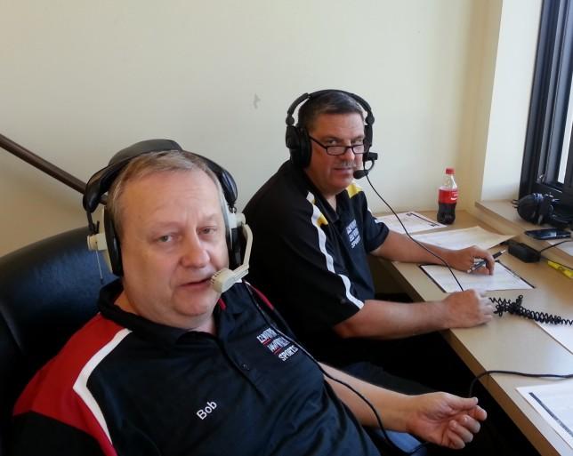 Bob Barrickman and Tom Hays WBVP-WMBA