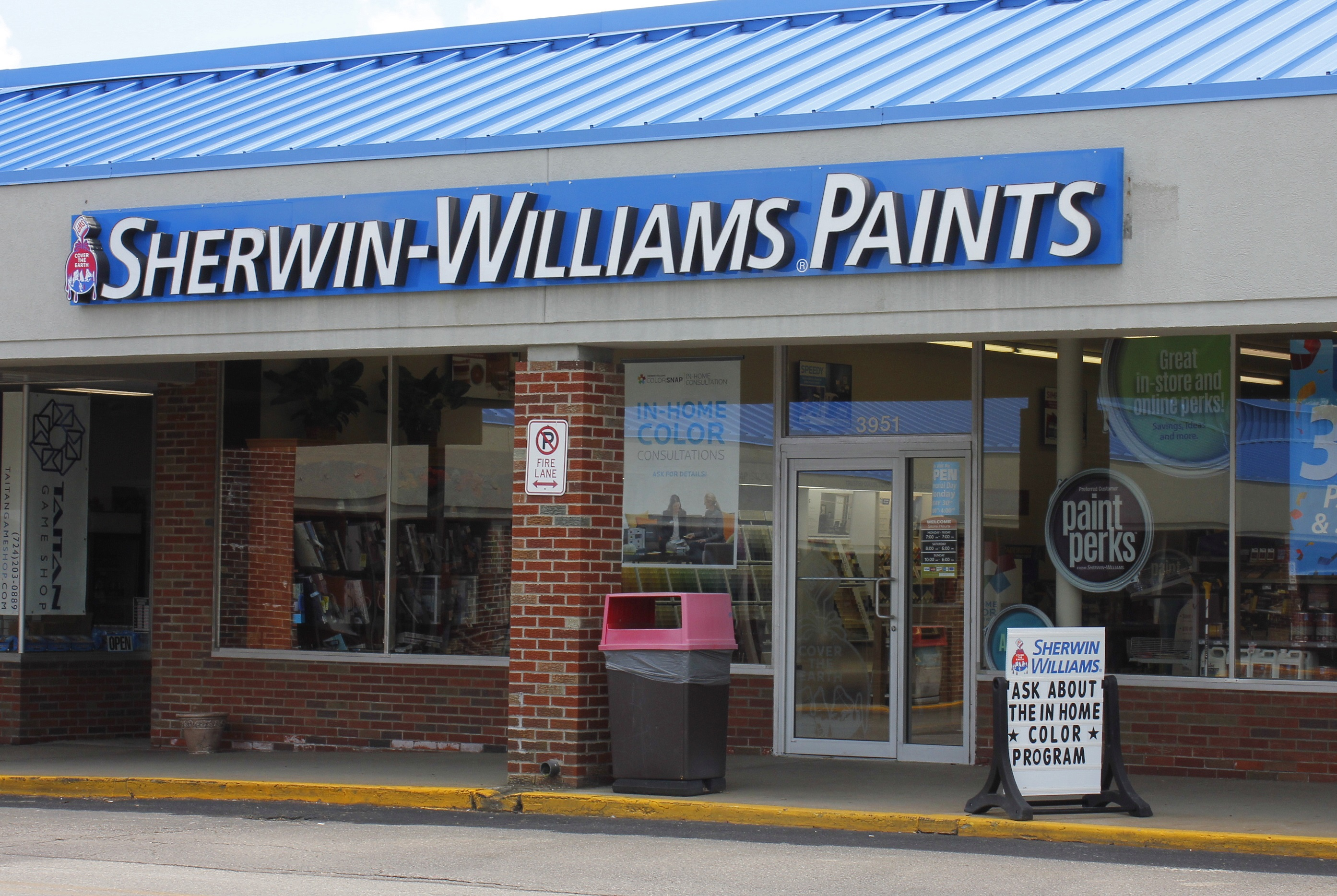 Sherwin williams paint store beaver county radio for Homedepot colorsmartbybehr com paintstore