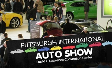 The Pittsburgh International Auto Show Free Ticket Giveaway - Pittsburgh custom car show