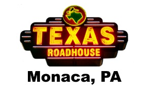 Texas Road House - Dinner For Two Up to $30 Value.