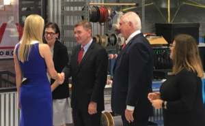 Ivanka Trump Visits Robotics Row In Pittsburgh Beaver County Radio