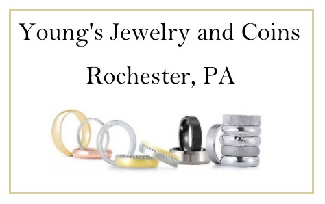 Young's Jewelry and Coins - $50 Gift Certificate.