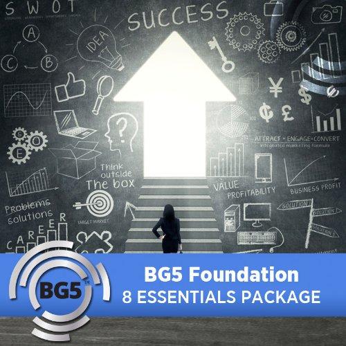 BG5 Foundation 8 Essentials Package - Semester 1