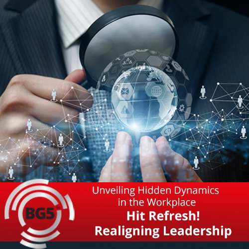 Hit Refresh! Taking Leadership into Your Business & Career