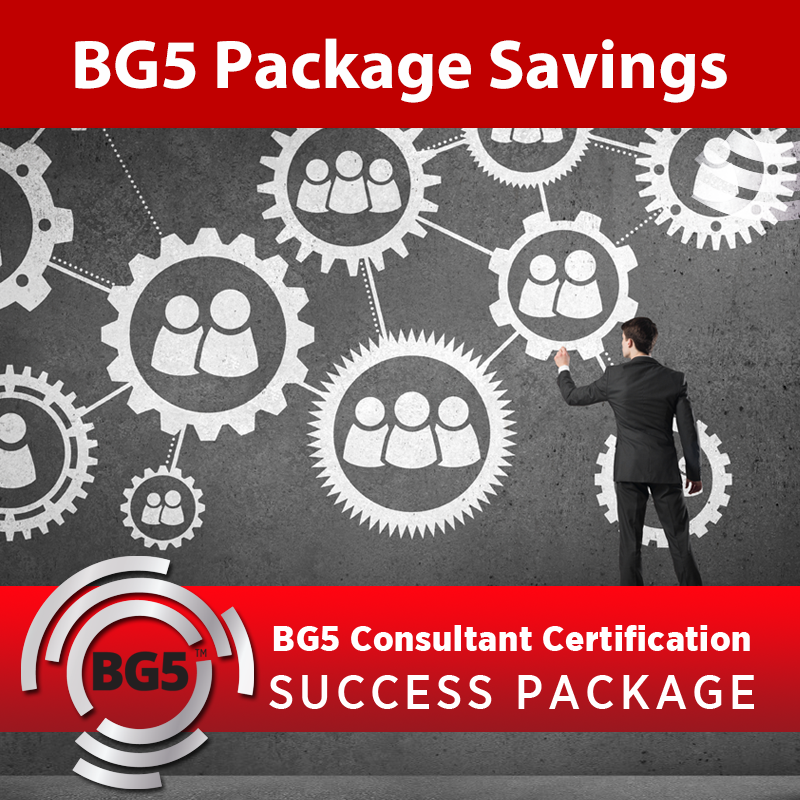 BG5 Consultant Certification Success Packages
