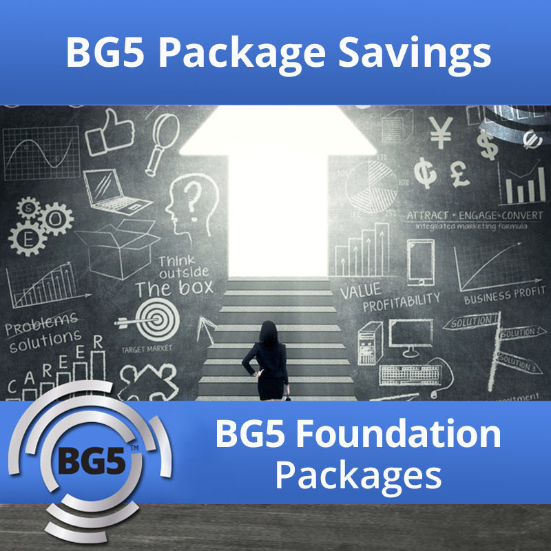 BG5 Foundation Packages