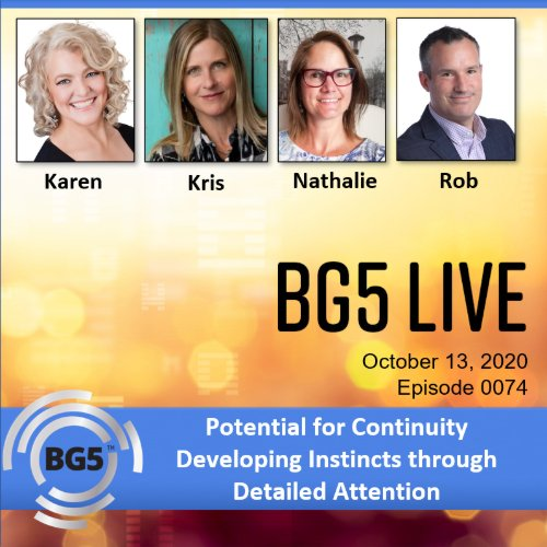 BG5 Live - Episode 74