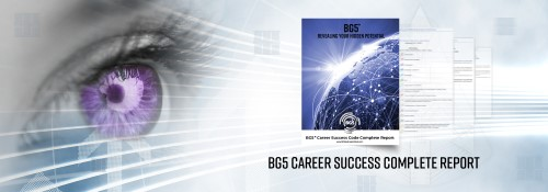 Your BG5 Career Success Code Complete Report