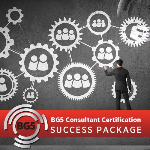 BG5 Consultant Certification Success Package - Start May 19, 2021 - with Karen Sherwood