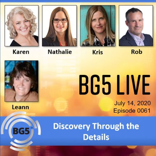BG5 Live - Episode 61
