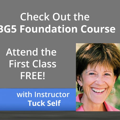 BG5 Foundation Course - First Class - May 2021 with Tuck Self