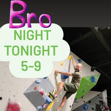 Guys come hang out tonight!!  #bronight #indoorclimbing #downtownmorganton #downtownhickory #downtownmotown #burkecounty #discoverburkecounty