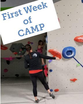 There are still openings next week for CAMP!! Call today to reserve your spot🙌💪🏃♂️🏃♀️ #summerfun #summer2020 #indoorclimbing #climbingcamp #downtownmorganton #funthingsforkids