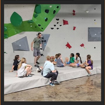 Intro to Climbing Clinic this Thursday @6pm. Want to learn some of the basic skills of climbing this is the clinic for you. #climbingclinics #indoorbouldering #indoorclimbing #828isgreat #downtownmorganton #climbinggym