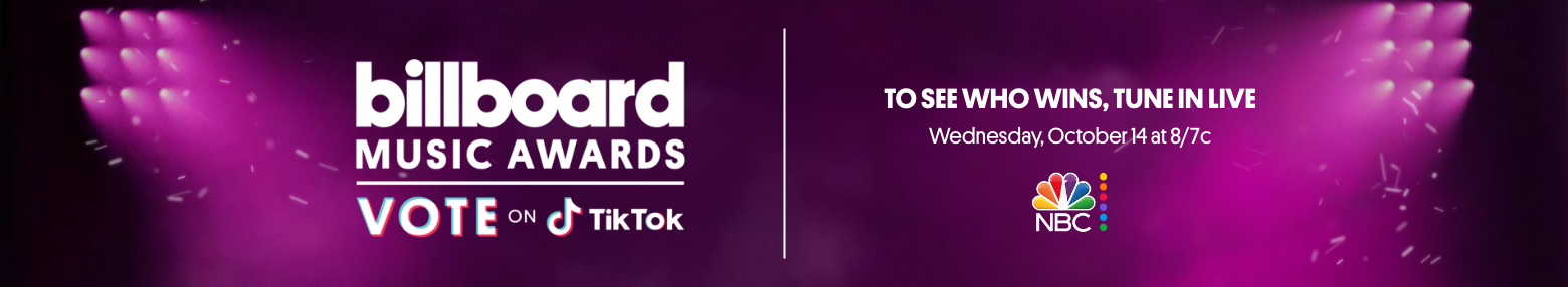 Billboard Music Awards - Powered By TikToK