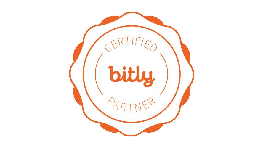 Bitly Certified Partner Badge