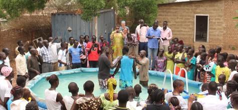 CC Tonj Baptism