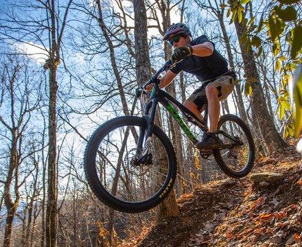 Mountain Bike Winter