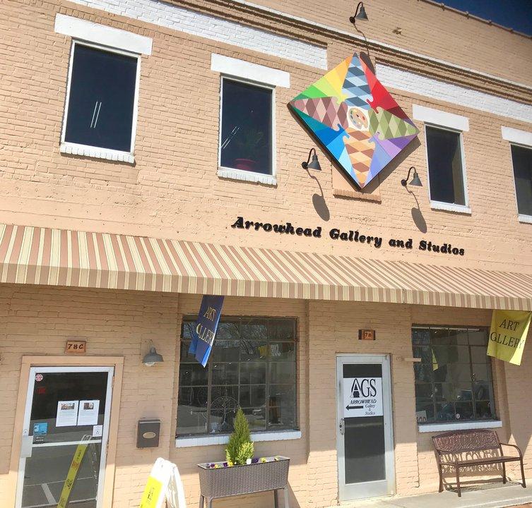 Arrowhead Gallery Exterior