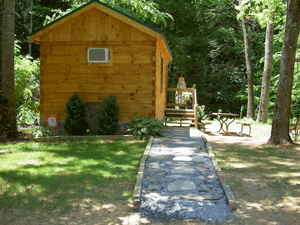 Bear Haven at Catawba Falls Campground