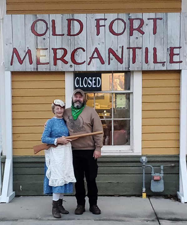 Old Fort Mercantile