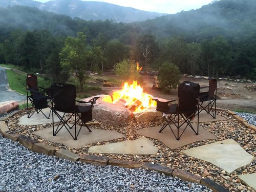 River Rock Cabin Fire Pit.jpeg